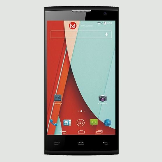 Maxwest GRAVITY 5 SmartPhone Full Specification