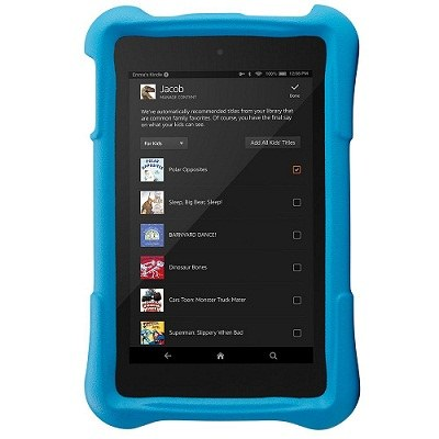 Amazon Fire HD Kids Edition Tablet Full Specification