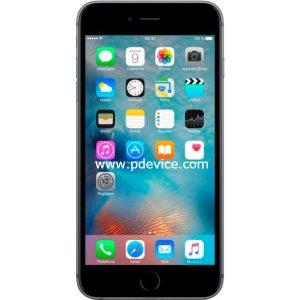 Apple iPhone 6s Plus Smartphone Full Specification