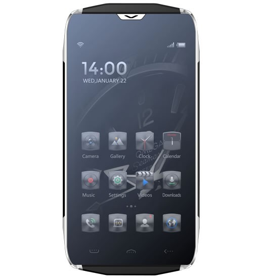 DOOGEE HOMTOM HT8 Smartphone Full Specification