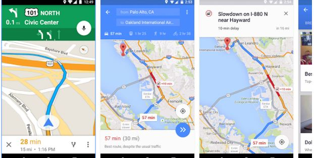 Use Google Maps without Internet Connection in Your Smartphone