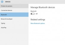 How to Manage Bluetooth on Windows 10 Device