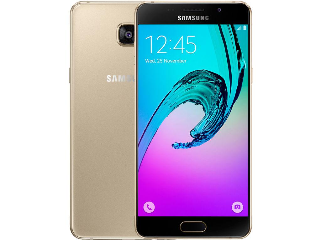 Samsung Galaxy A9 A9000 Dual Sim LTE (4G) 32GB GOLD UK ...