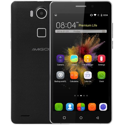 AMIGOO H3000 Smartphone Full Specification