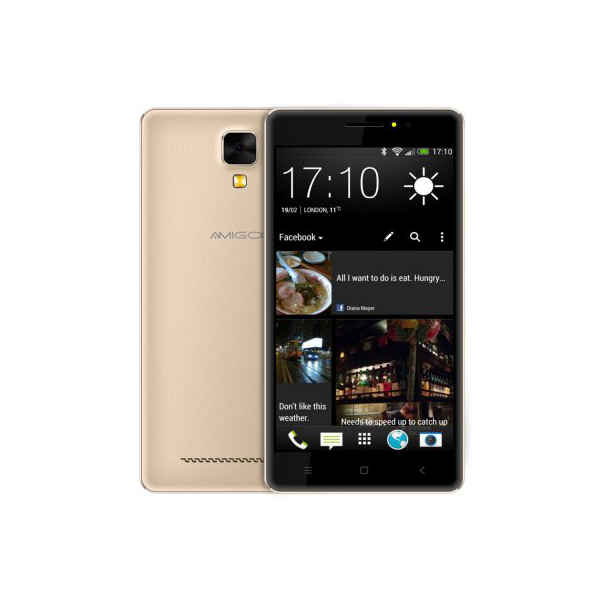 Amigoo R200 Smartphone Full Specification