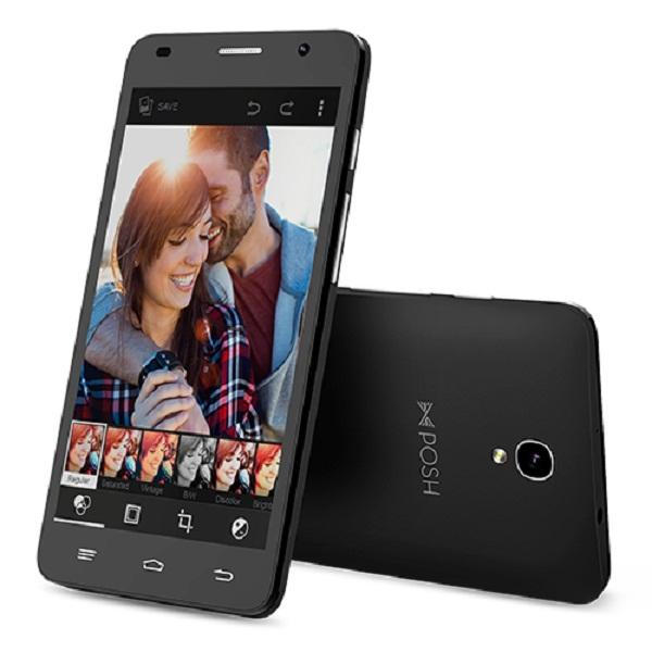 Posh Mobile Kick Pro LTE L520 Smartphone Full Specification