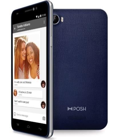 Posh Titan Pro HD E550 Smartphone Full Specification