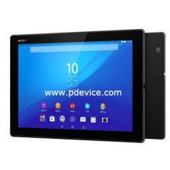 Sony Xperia Z4 LTE Tablet Full Specification