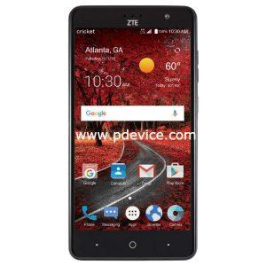 ZTE Grand X4 Smartphone Full Specification