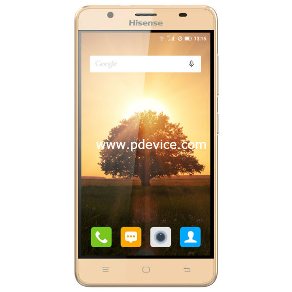 Hisense Infinity U989 Pro Specifications Price Features