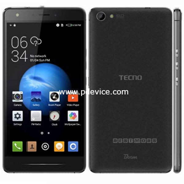 Tecno Boom J8 Specifications Price Features Review