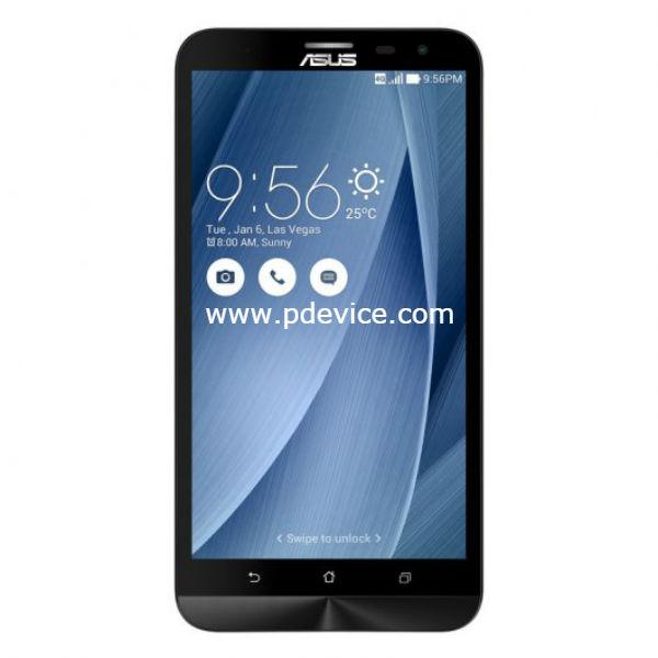 Asus ZenFone 2 Laser ZE600K Specifications, Price ...