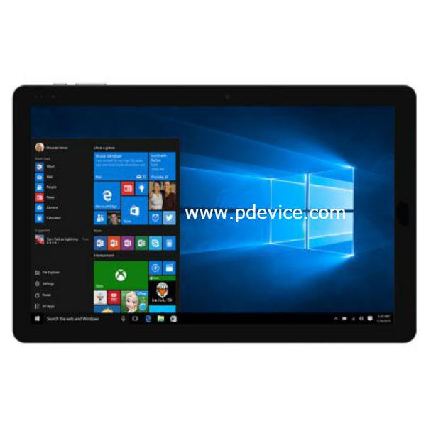 Chuwi HiBook Pro Z8350 Tablet Full Specification