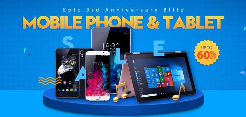 3Rd anniversary Tablet SALE