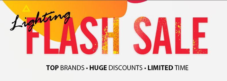 Top Brand Flash SALE - BIG SAVING