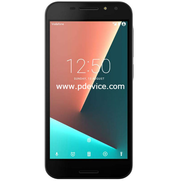 Vodafone Smart V8 Specifications, Price Compare, Features ...
