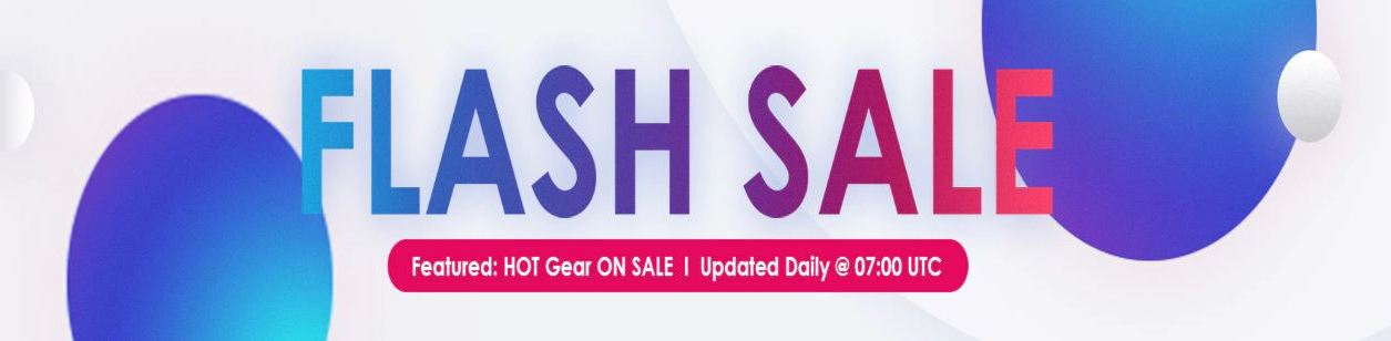 GearBest Flash Sale Live