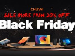 Chuwi Black Friday Offer on Tablet, Notebook Laptop