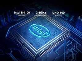 Chuwi Notebook Used High End Intel Processor - Upgraded to Intel N4100, more powerful and smooth